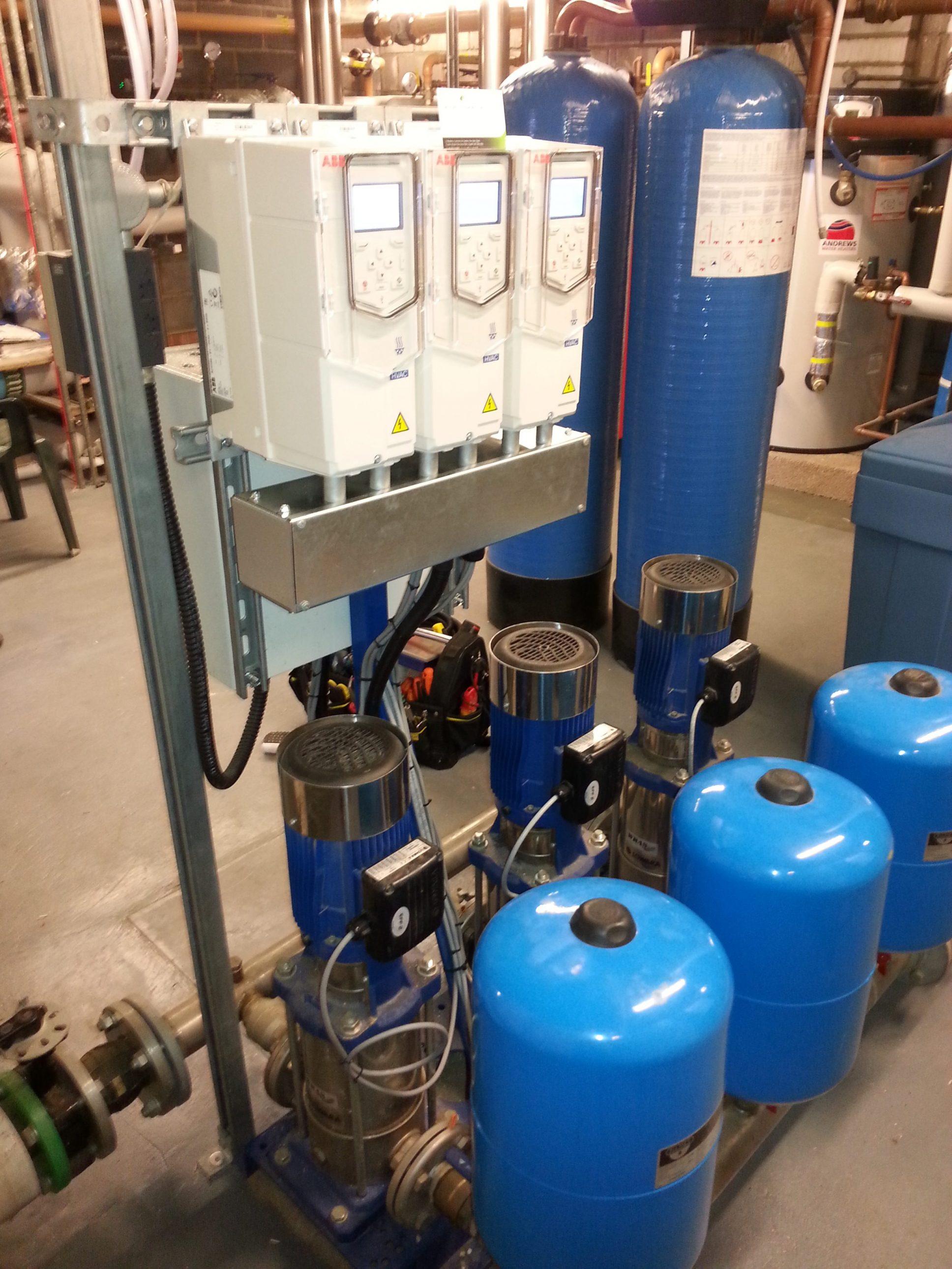 Booster Pump Sets